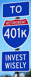 401K Interstate sign 61x150